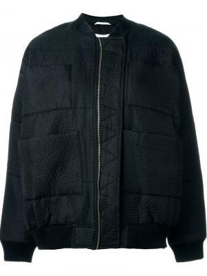 Куртка Reva Carin Wester. Цвет: чёрный