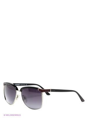 Солнцезащитные очки Missoni. Цвет: черный, серебристый