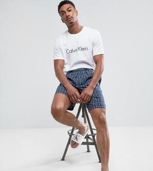Calvin Klein Пижама с сумкой для хранения. Цвет: мульти