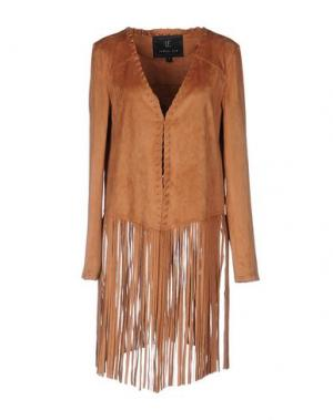 Пиджак UNREAL FUR. Цвет: коричневый