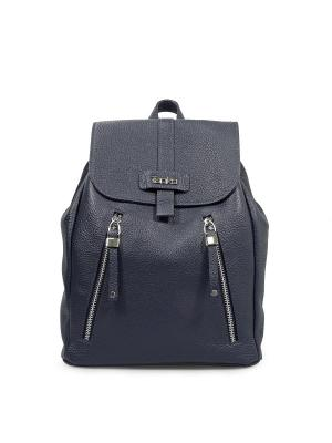 Рюкзак Taoko Tanishi. Цвет: темно-синий