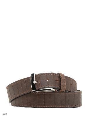 Ремень Roberto Nardi. Цвет: коричневый