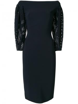 Платье Anonalse Chiara Boni La Petite Robe. Цвет: чёрный