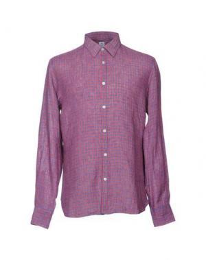 Pубашка DANOLIS per SCAGLIONE CITY. Цвет: красный