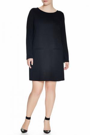 Платье Exline. Цвет: black