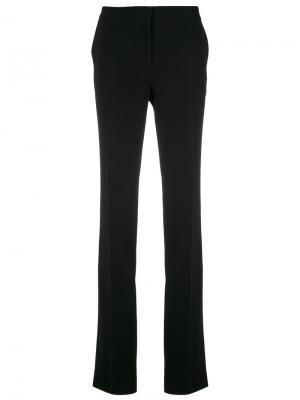 Tailored straight trousers Martha Medeiros. Цвет: чёрный