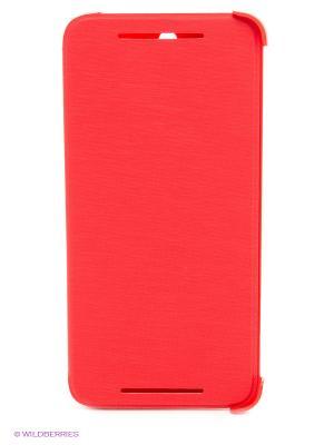Чехол для HTC One E8. Цвет: красный