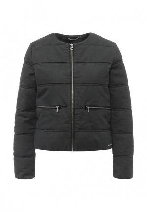 Куртка утепленная Calvin Klein Jeans. Цвет: серый