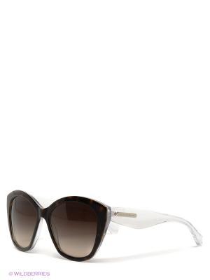 Очки солнцезащитные DOLCE & GABBANA. Цвет: серый, антрацитовый