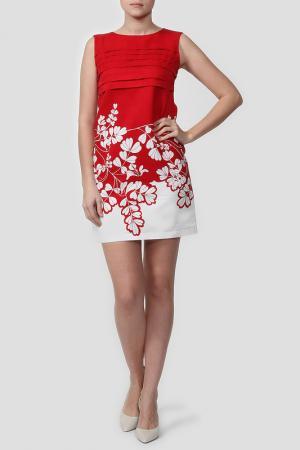 Платье Roberto Bellini. Цвет: красный