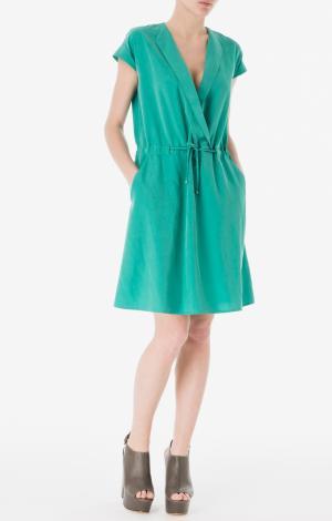 Платье Зеленое YETONADO
