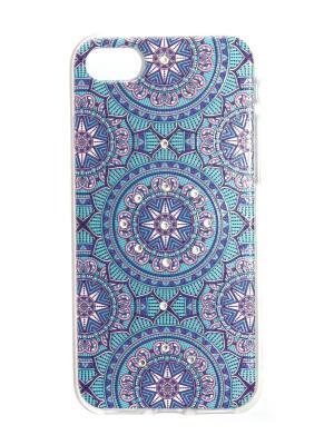 Чехол для iPhone 7 Lola. Цвет: синий