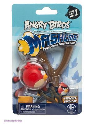 Игровой набор Сердитые Птички ANGRY BIRDS. Цвет: голубой, красный