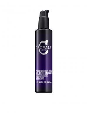 Tigi Catwalk Утолщающий гель-крем для волос , 215 мл. Цвет: утолщающий