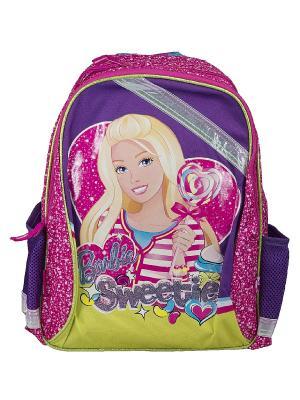 Рюкзак Barbie. Цвет: сиреневый, розовый