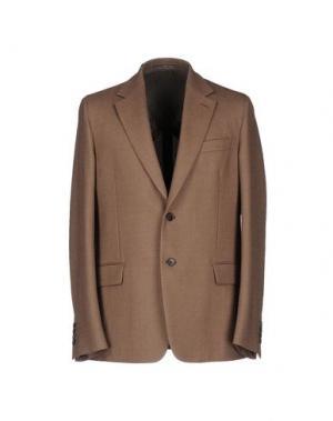 Пиджак FAÇONNABLE. Цвет: верблюжий