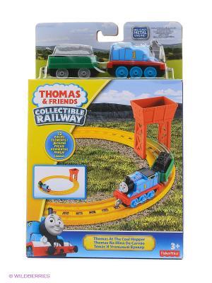 Игровой набор Thomas CR & FRIENDS. Цвет: синий, коричневый, голубой