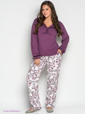 Комплект CATHERINE'S. Цвет: фиолетовый, розовый, белый, серый