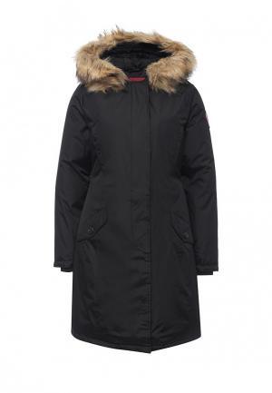 Куртка утепленная Tess Aih. Цвет: черный