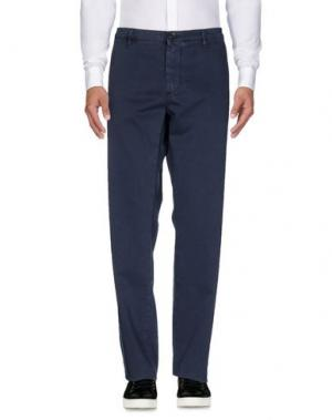 Повседневные брюки JECKERSON. Цвет: темно-синий