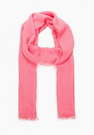 Палантин Moltini. Цвет: розовый