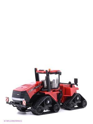 Трактор гусеничный SIKU. Цвет: красный