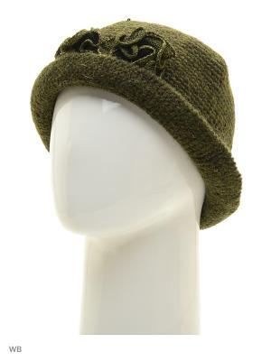 Шляпка Аленький цветочек ТТ. Цвет: зеленый