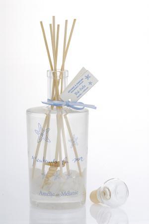 Диффузор ароматизатор для дома Amelie et Melanie. Цвет: белый