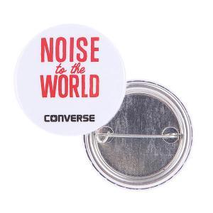 Значок  Noise - Подарок Converse