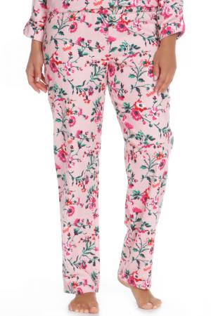 Брюки Juicy Couture. Цвет: розовый