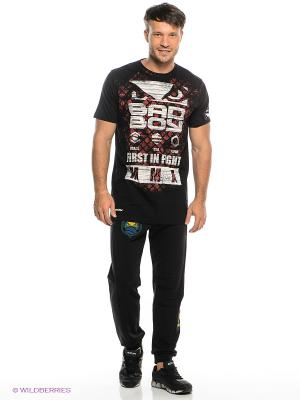Футболка Bad Boy MMA 2. Цвет: черный