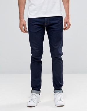 Edwin Облегающие джинсы ED-85. Цвет: синий