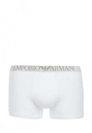 Трусы Emporio Armani. Цвет: белый