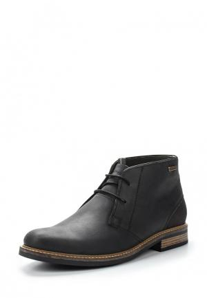 Ботинки Barbour. Цвет: черный
