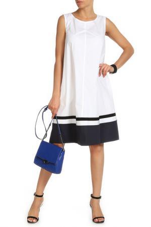 Платье Beatrice. B. Цвет: белый, чёрный