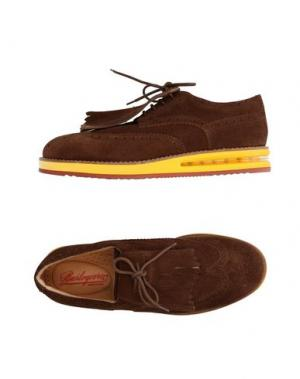 Обувь на шнурках BARLEYCORN. Цвет: коричневый