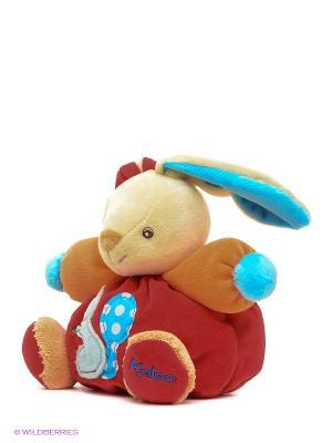 Заяц маленький - Белочка, коллекция Цвета Kaloo. Цвет: красный