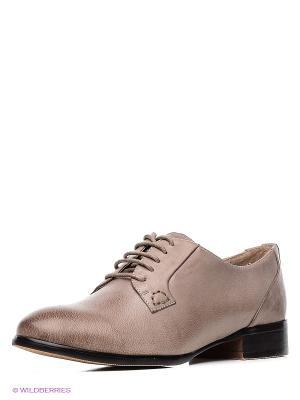 Ботинки Mario Ponti. Цвет: светло-коричневый