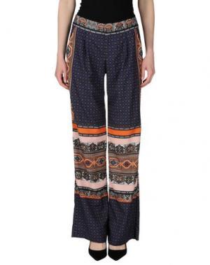 Повседневные брюки HALE BOB. Цвет: фиолетовый
