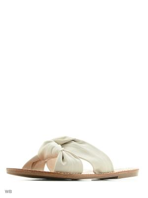 Пантолеты Soludos. Цвет: белый