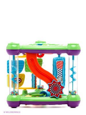 Игрушка развивающая Треугольник Little Tikes. Цвет: зеленый, оранжевый