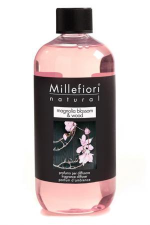 Рефилл Цветы Магнолии,Дерево millefiori milano. Цвет: розовый