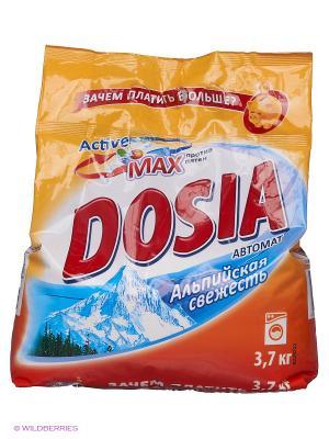 Dosia AUTOMAT Альпийская  Ср. моющее синтетическое порошкообразное 3,7 кг. Цвет: оранжевый