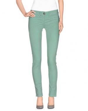 Повседневные брюки L'AIR DE RIEN. Цвет: светло-зеленый