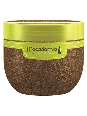 Маска восстанавливающая Macadamia. Цвет: зеленый