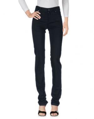 Джинсовые брюки 5PREVIEW. Цвет: черный
