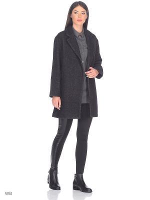 Пальто Levi's®. Цвет: черный