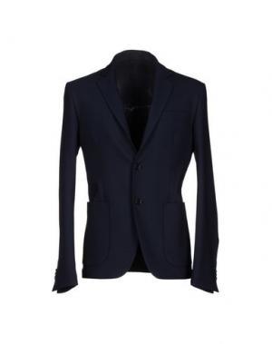 Пиджак MARIO MATTEO. Цвет: темно-синий