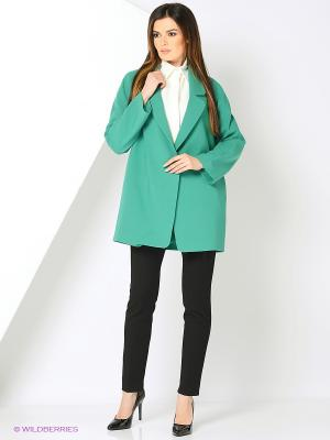 Пальто Avocado Katya Erokhina. Цвет: зеленый
