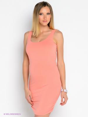 Платье Isabella Oliver. Цвет: персиковый
